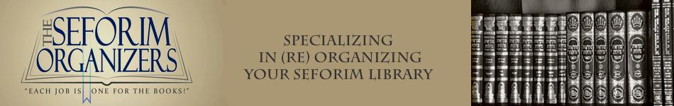 The Seforim Organizers